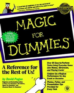 Magic for Dummies (Paperback)