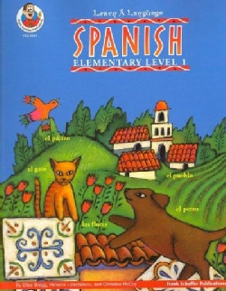 Learn a Language Spanish Elementary Level 1 (Paperback)