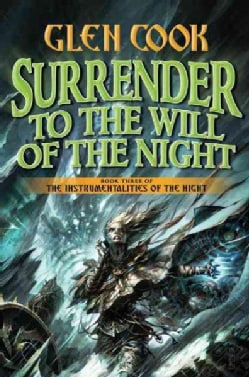 Surrender to the Will of the Night (Hardcover)