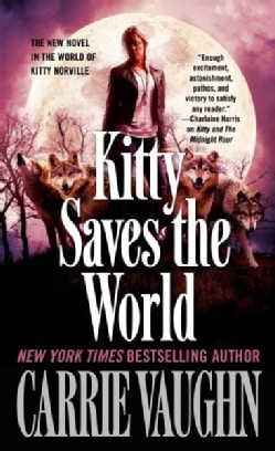 Kitty Saves the World (Paperback)