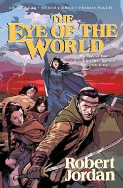 Wheel of Time 5: The Eye of the World (Paperback)