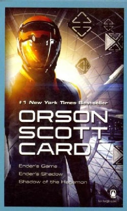 Ender's Game Set 1: Ender's Game, Ender's Shadow, Shadow of the Hegemon (Paperback)