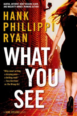 What You See (Hardcover)