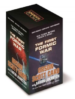 The First Formic War: Earth Unaware, Earth Afire, Earth Awakens (Paperback)