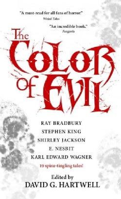 The Color of Evil (Paperback)