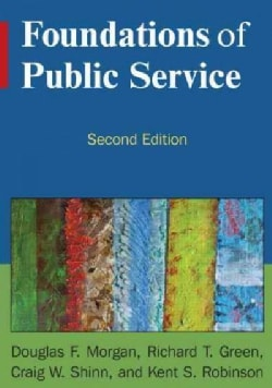 Foundations of Public Service (Paperback)