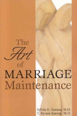 The Art of Marriage Maintenance (Paperback)
