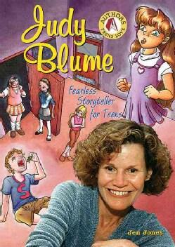 Judy Blume: Fearless Storyteller for Teens (Hardcover)