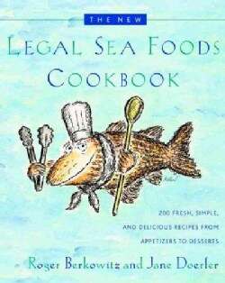 The New Legal Sea Foods Cookbook (Hardcover)