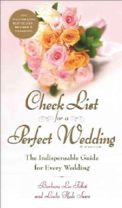 Check List for a Perfect Wedding (Paperback)