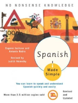 Spanish Made Simple (Paperback)