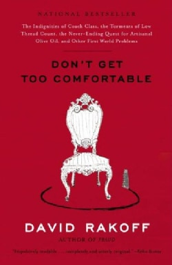 Don't Get Too Comfortable (Paperback)