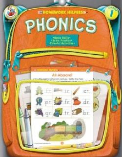 Homework Helpers Phonics Grade 1 (Paperback)