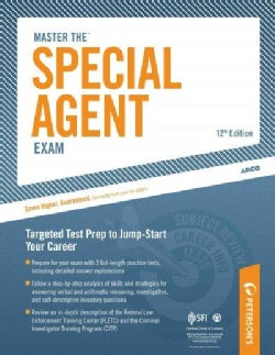 Master the Special Agent Exam (Paperback)