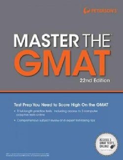 Master the GMAT (Paperback)