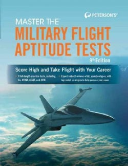 Peterson's Master the Military Flight Aptitude Tests (Paperback)