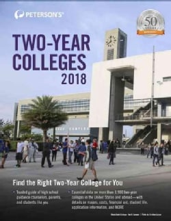 Two-year Colleges 2018 (Paperback)