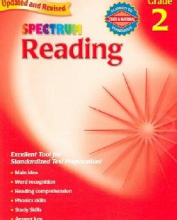 Spectrum Reading, Grade 2 (Paperback)