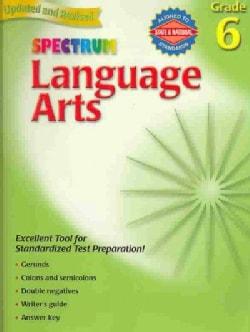 Language Arts: Grade 6 (Paperback)