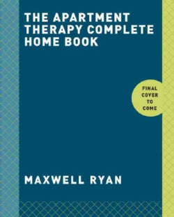 Apartment Therapys Big Book of Small, Cool Spaces (Hardcover ...
