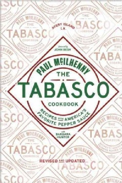 The Tabasco Cookbook: Recipes With America's Favorite Pepper Sauce (Hardcover)