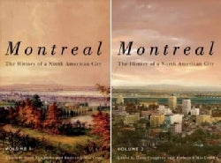 Montreal: The History of a North American City (Hardcover)