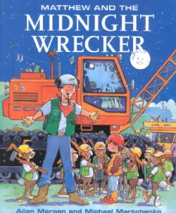 Matthew and the Midnight Wrecker (Paperback)