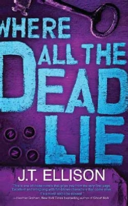 Where All the Dead Lie (Paperback)