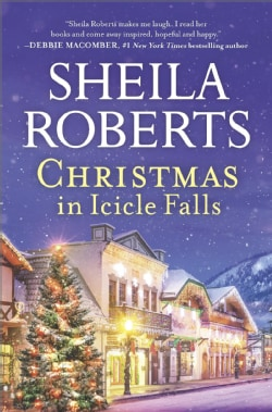 Christmas in Icicle Falls (Hardcover)