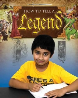 How to Tell a Legend (Hardcover)