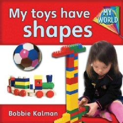 My Toys Have Shapes (Paperback)