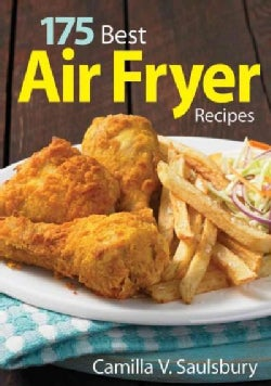 175 Best Air Fryer Recipes (Paperback)