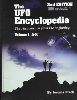 The Ufo Encyclopedia: The Phenomenon from the Beginning (Hardcover)