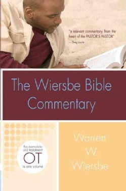The Wiersbe Bible Commentary: The Complete Old Testament (Hardcover)
