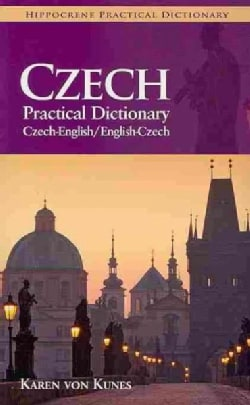 Czech Practical Dictionary: Czech-english / English - Czech (Paperback)
