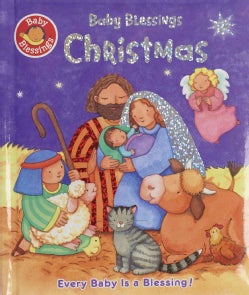 Baby Blessings Christmas (Board book)