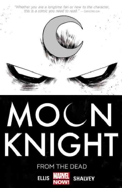 Moon Knight 1: From the Dead Marvel Now (Paperback)