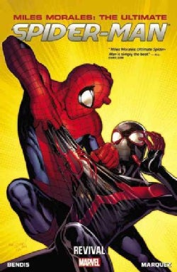 Miles Morales 1: The Ultimate Spider-Man: Revival (Paperback)