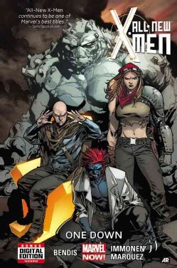 All-New X-Men 5: One Down (Hardcover)