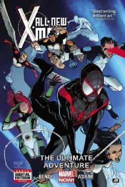 All-New X-Men 6: The Ultimate Adventure (Hardcover)