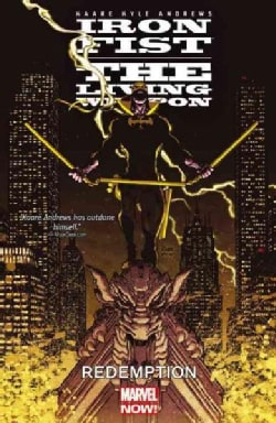 Iron Fist The Living Weapon 2: Redemption (Paperback)