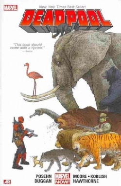 Deadpool 1 (Hardcover)