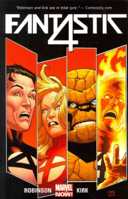 Fantastic Four 1: The Fall of the Fantastic Four (Paperback)