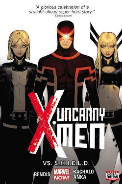 Uncanny X-Men 4: Vs. S.H.I.E.L.D.  (Hardcover)