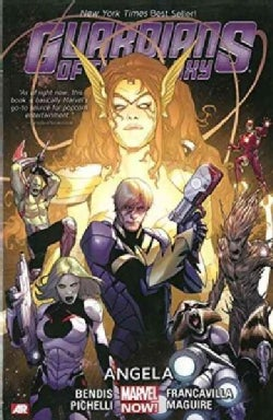 Guardians of the Galaxy 2: Angela Marvel Now (Paperback)