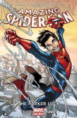 The Amazing Spider-Man 1: The Parker Luck (Paperback)