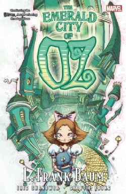 Oz: The Emerald City of Oz (Paperback)