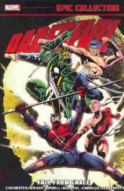Daredevil 18: Fall from Grace (Paperback)