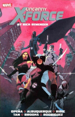 Uncanny X-Force 1 (Paperback)
