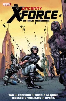 Uncanny X-Force 2: The Complete Collection (Paperback)